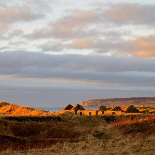 Castlehill Sunset by Neil Buchan
