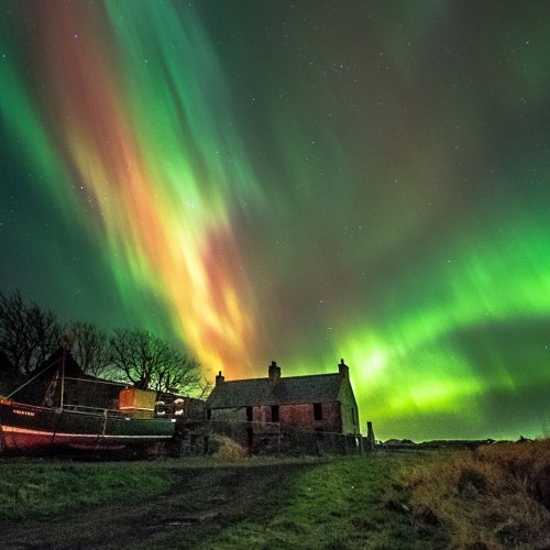 Castletown Aurora by Colin Campbell