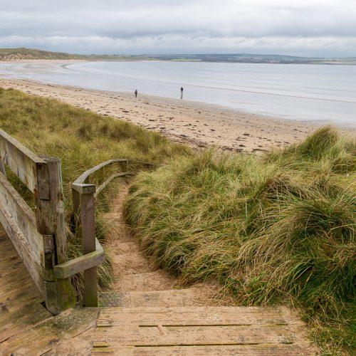 Dunnet Beach by Margaret Reid