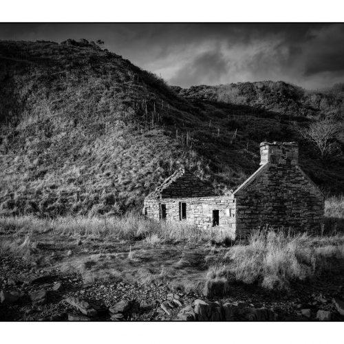 Latheronwheel Cottage by Gareth Watkins