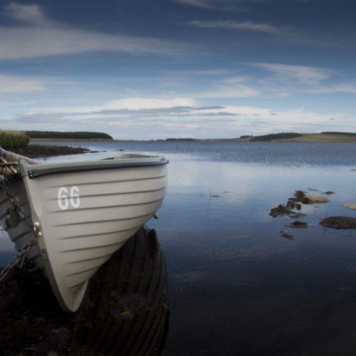 Loch Calder by Bob Murdoch