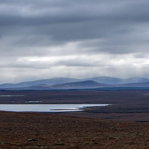 Loch Calium by Julie Catterall