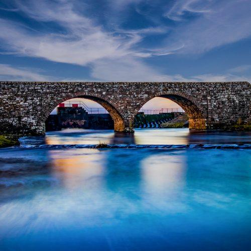 Loch More Bridge by Ally Mackechnie