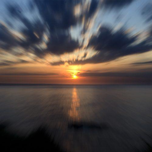 Sinclair Bay Sunset by Bob Murdoch