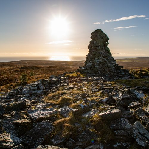 Yarrows Archaeological Trail by Grant Coghill